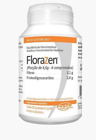 Florazen (90caps) - Power Supplements