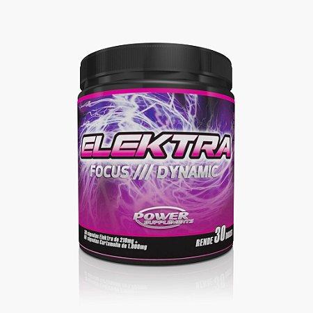 Elektra (90caps) - Power Supplements