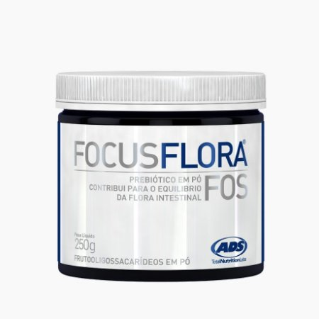 Focus Flora FOS (250g) - Atlhetica Clinical Series