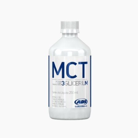 MCT 3 Gliceril M (250ml) - Atlhetica Clinical Series