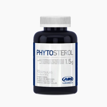 Phytosterol (90caps) - Atlhetica Clinical Series