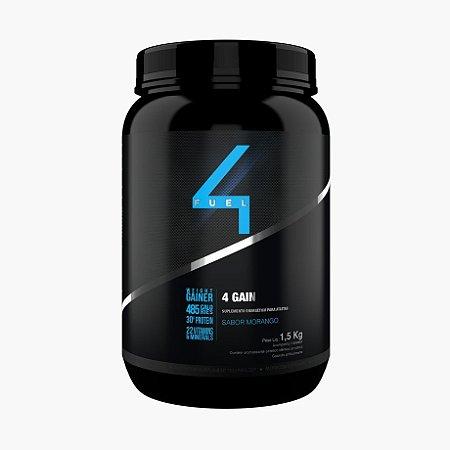 4 Gain (1,5kg) - 4 Fuel