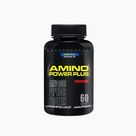 Amino Power Plus (60 tabs) - Probiótica
