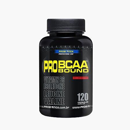 Pro BCAA Bound (120Caps) - Probiótica
