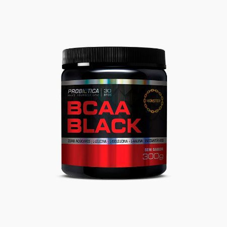 BCAA Black (300g) - Probiótica