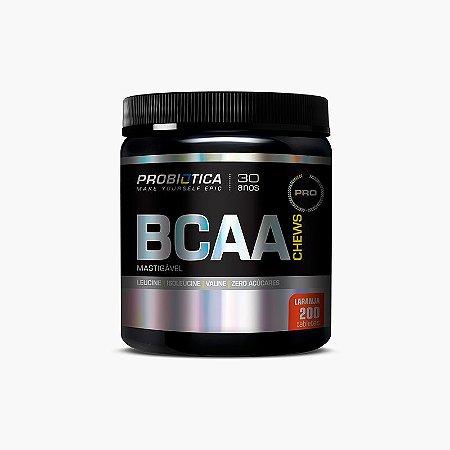 BCAA Chewable Mastigável (200tabs) - Probiótica (VENC:12/2017)
