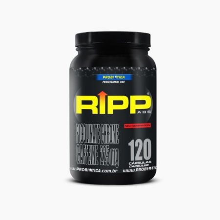 RIPP ABS (120caps) - Probiótica