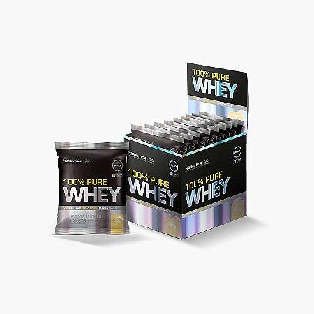 100% Pure Whey (15 sachês de 30g) - Probiótica