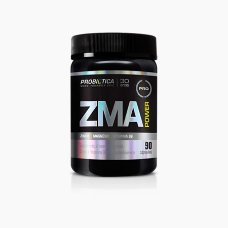 ZMA Power (90 Caps) - Probiótica