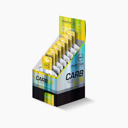 Carb Up Gel Super Fórmula (10 sachês) - Probiótica VENC (01/2018)