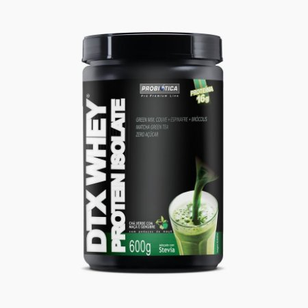 DTX Whey Protein Isolate (600g) - Probiótica