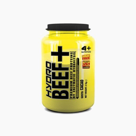 Hydro + Beef (900g) - 4 Plus Nutrition