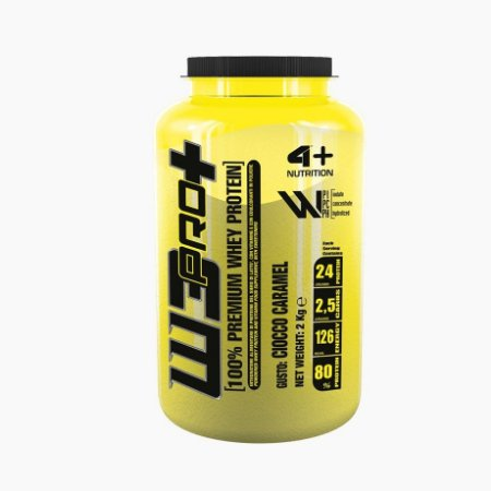 Whey + 3W (900g)- 4 Plus Nutrition