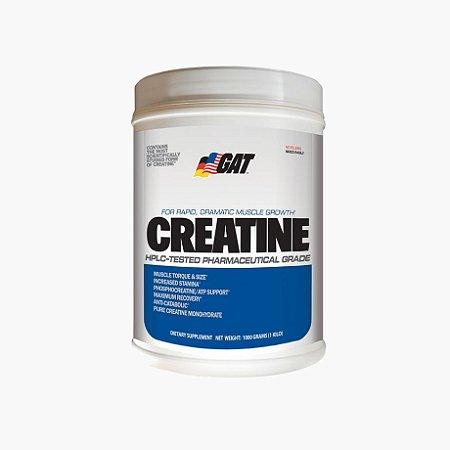 Creatina Monohidratada (1kg) - GAT