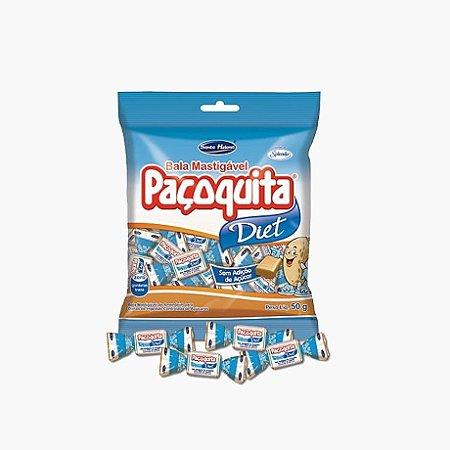 Bala Paçoquita Diet (50g)- Santa Helena