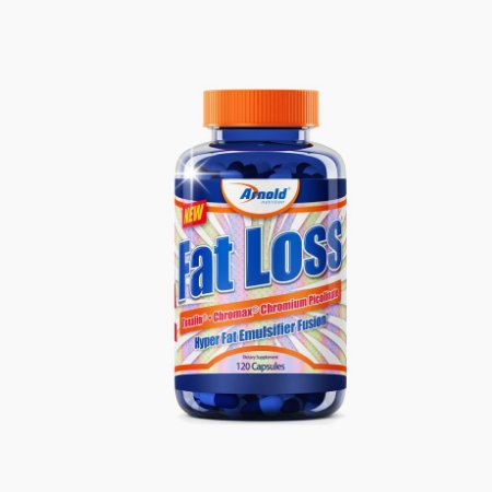 Fat Loss (120 tabs) - Arnold Nutrition