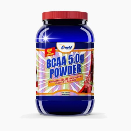 BCAA 5.0 Powder (800g) - Arnold Nutrition
