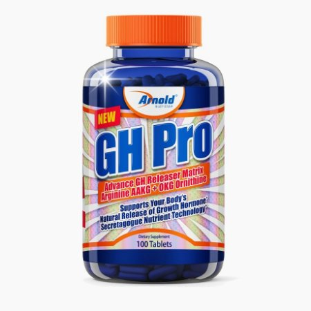 GH PRO (100tabs) - Arnold Nutrition