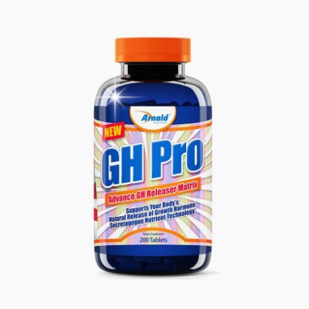 GH PRO (200tabs) - Arnold Nutrition