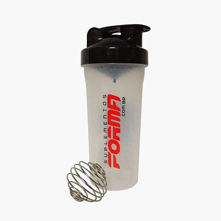 Super Shaker Transparente - Forma