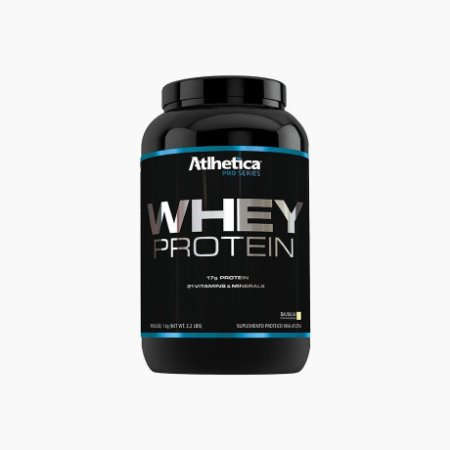 Whey Protein Pro Series (1000g) - Atlhetica Nutrition