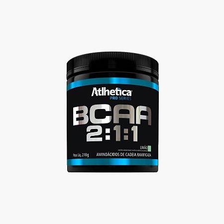 BCAA Powder 2:1:1 (210g) Pro Series - Atlhetica Nutrition