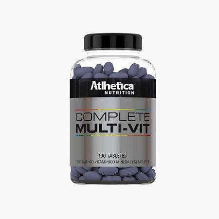 Complete Multi-Vit (100 CAPS) - Atlhetica Nutrition