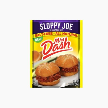 Mrs Dash (Sachê 35g) – Sloppy Joe