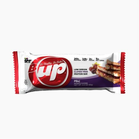 Barra de Proteína (62g) - PB & J - B-UP