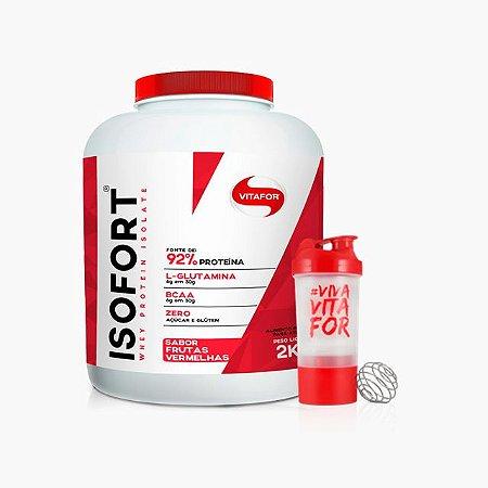 Isofort + Shaker(grátis) (2000g) - Vitafor