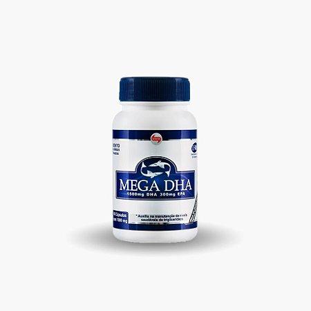 Mega DHA (60caps) - Vitafor