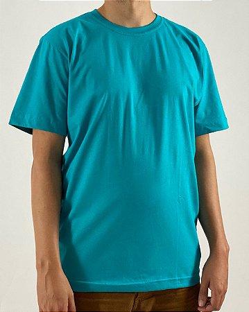 Camiseta Jade, 100% Algodão, Fio 30.1 Penteado