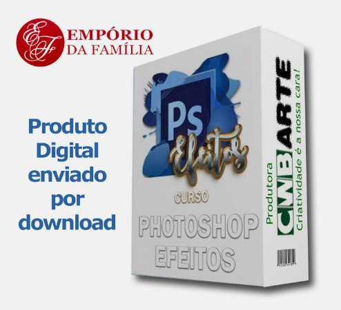 Curso Photoshop 20 Efeitos