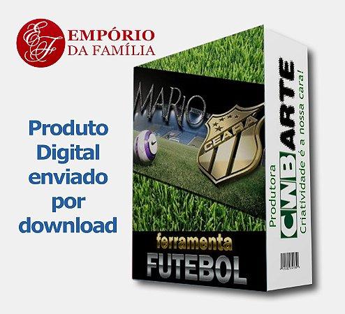 Geradora de Artes para Canecas - Futebol 2.0
