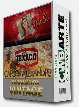 Geradora de Artes de Caneca - Vintage