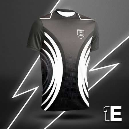 Camiseta de Futebol - Modelo 06