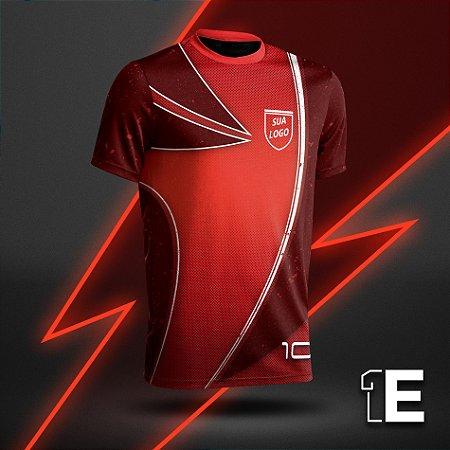 Camiseta de Futebol - Modelo 09