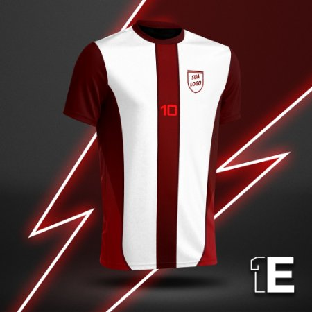 Camiseta de Futebol - Modelo 11