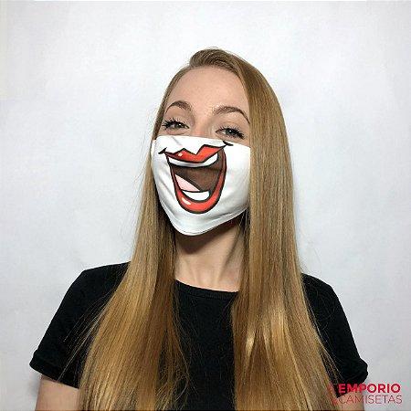 Mascara Personalizada - Boca 04