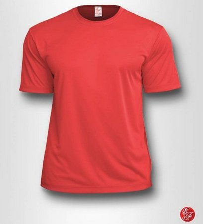 Camiseta Infantil Goiaba - 100% Poliéster