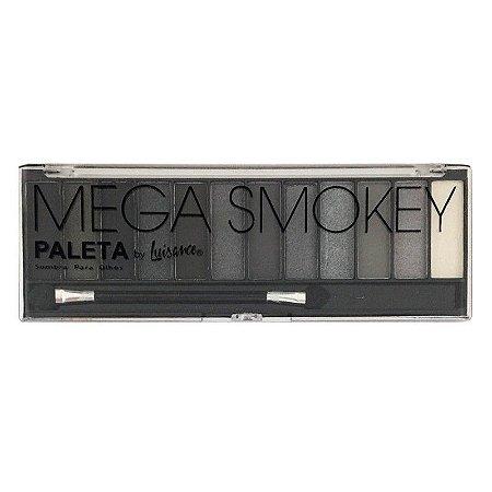 Paleta de sombras Mega Smokey