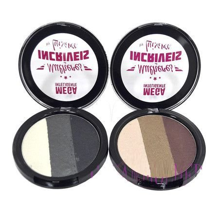Kit de sombras Mulheres Incriveis