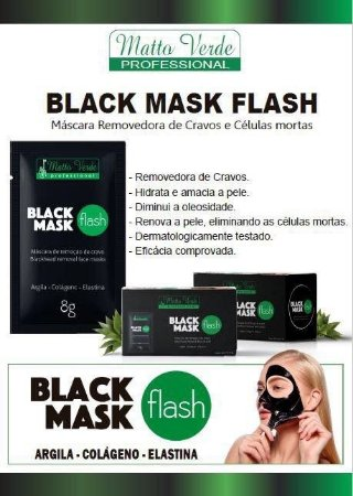 Black Mask Flash