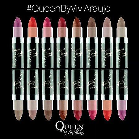 Batom Queen By Viviane Araújo