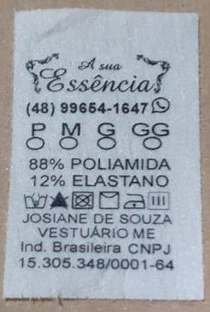 ETIQUETAS DE COMPOSIÇÃO EM TNT / MÍNIMO 100 UNIDADES