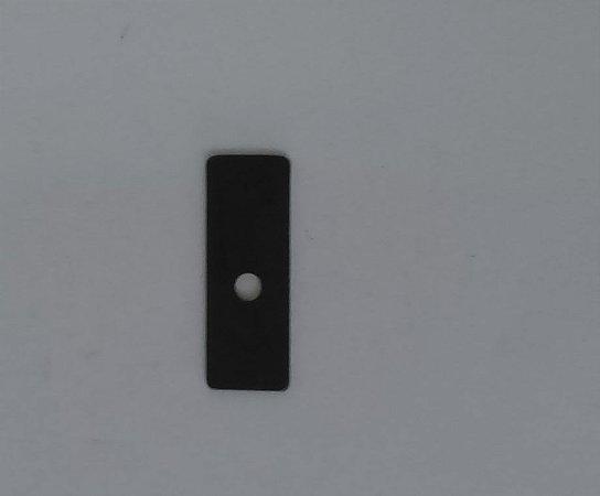 Lâmina do bloco de pinça do contra cilindro
