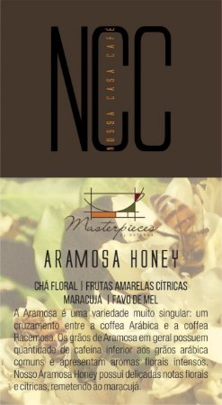 Café Aramosa Honey