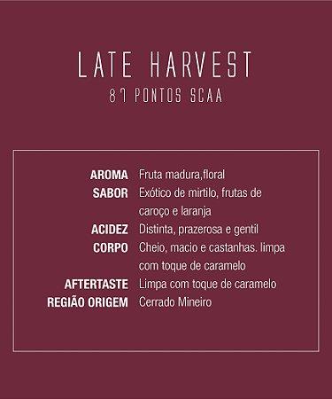 Café Late Harvest