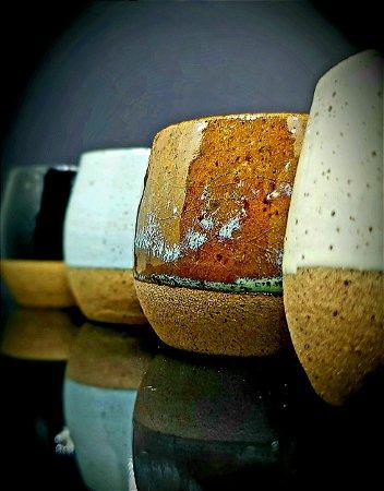 Conjunto coleção 4 xícara bowl