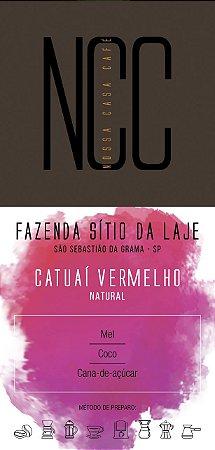 CATUAÍ VERMELHO - FAZENDA SÍTIO DA LAGE / SÃO SEBASTIÃO DA GRAMA / SP